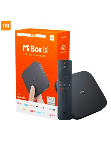 Convertidor Smart Tv Xiaomi Mi Box S...