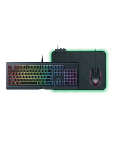 Combo Gamer Razer Holiday  teclado...