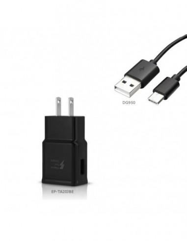 Cargador de Pared Samsung USB-C carga...