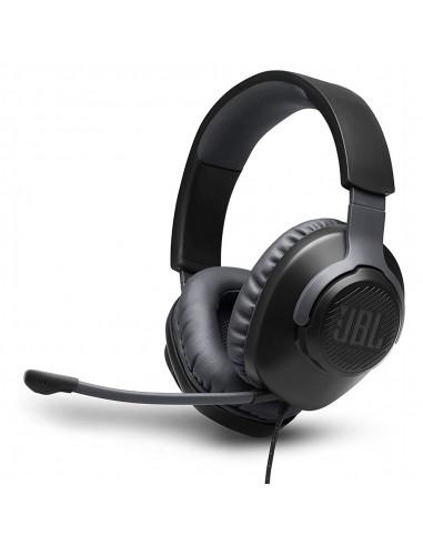 Audífonos JBL Quantum 100 micrófono...