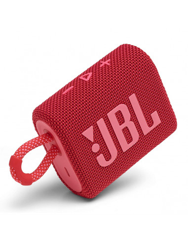 Parlante bluetooth JBL Go 3 5h...