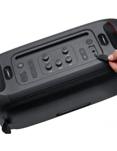 Ccargador USB para carro de 4 puertos Belkin Road Rockstar - Negro