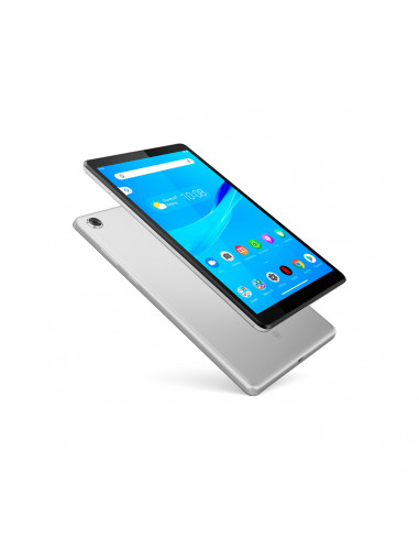 Carcasa Samsung Clear cover Galaxy S8 - Plateado